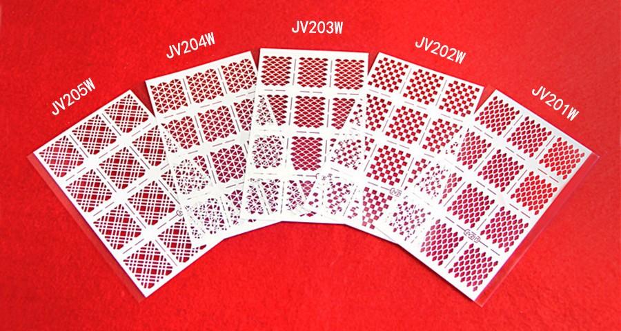 JV201W-JV205W