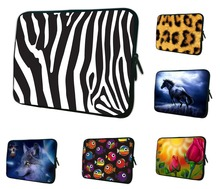 7 8 inch Tablet Sleeve Case Pouch Cover Neoprene Briefcase Case For iPad Mini 2 3 Amazon Kindle Fire 7 Samsung Galaxy Tab 4 7.0(China (Mainland))