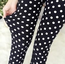 New 2016 Women Leggings Pantalones Black Milk Print Leggings Summer Style Soft Skin Material Fitness Nine Women Leggins(China (Mainland))