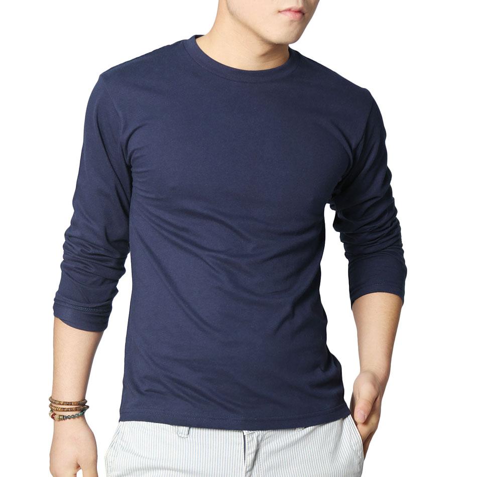 Mens Plain Black T Shirt
