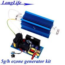 Lf-1105qsot, Ac220v / AC110V 5 Гц/ч 5 г 5 г — 8.4 Гц/ч регулируемая трубку тип кит части озона очиститель воздуха