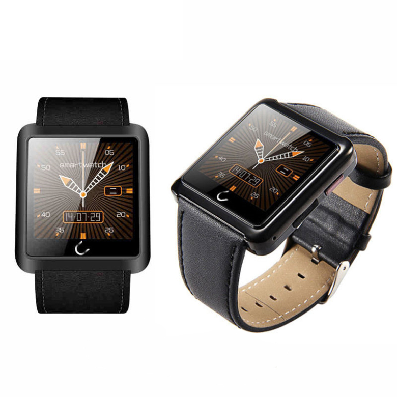 2015 New Bluetooth Smart Watch U10L Touch Screen Life Waterproof Sport WristWatch For Samsung iPhone HTC Android IOS Smartphone<br><br>Aliexpress