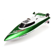 Feilun FT009 2.4G 4CH Water Cooling High Speed Racing RC Boat With 7.4V 1500mAh Li battery(China (Mainland))