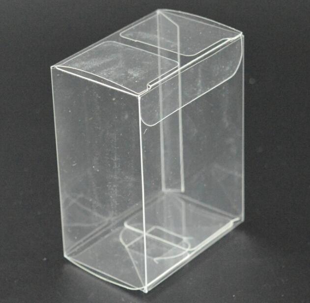 Size:6*9*18cm, transparent clear boxes , wholesale pvc box , pillow box packaging pvc(China (Mainland))