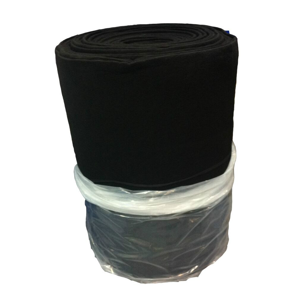 Hot Selling Activated Carbon material Air filter media(China (Mainland))