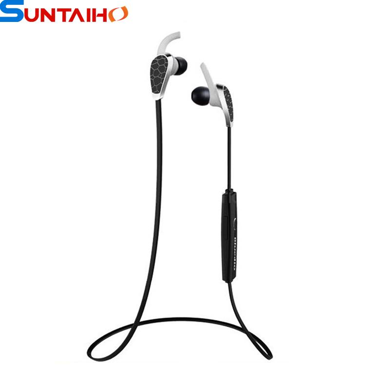 Bluedio N2 Bluetooth Earphone HIFI In Ear Bluetooth V4.1 Wireless Sports Stereo Headphones Sweat Proof Muti-point Connection