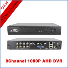 Buy 8 channel full 1080P AHD 960H D1 Real time HDMI 1080P Hybrid dvr NVR Onvif ip camera P2P 1080p AHD-H CCTV DVR Recorder 8ch for $94.99 in AliExpress store