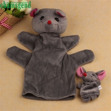 Buy HOT 2Pcs Mouse Soft Animal Finger Puppet Baby Infant Kid Toy Plush Toys AUG 31 for $1.56 in AliExpress store