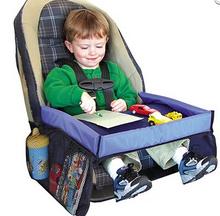 Children Toy Tray Child Car Seat Tray Waterproof Storage Toy Holder Tray Desk Infant Stroller Board Table Child Car Seat Tray(China (Mainland))