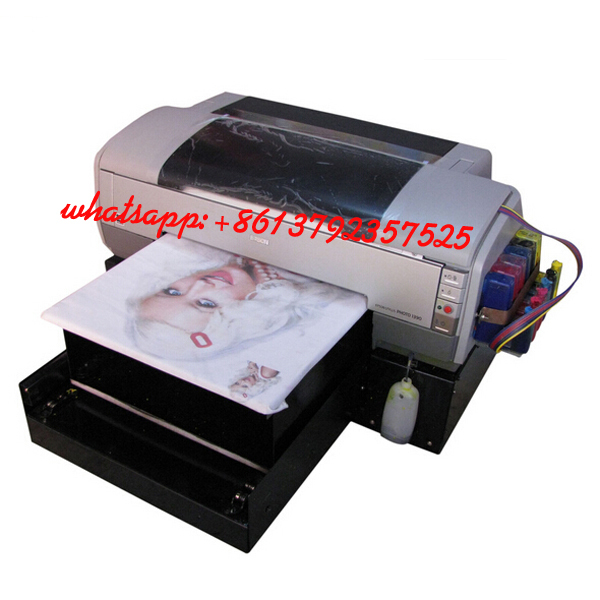 2015 New Digital T Shirt Printer T Shirt Printing Machine