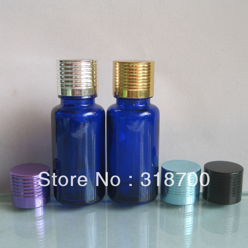 (DHL)Free shipping-200/lot 15ml glass essential oil bottle, 15ml amber gass bottle, blue essential oil container<br><br>Aliexpress