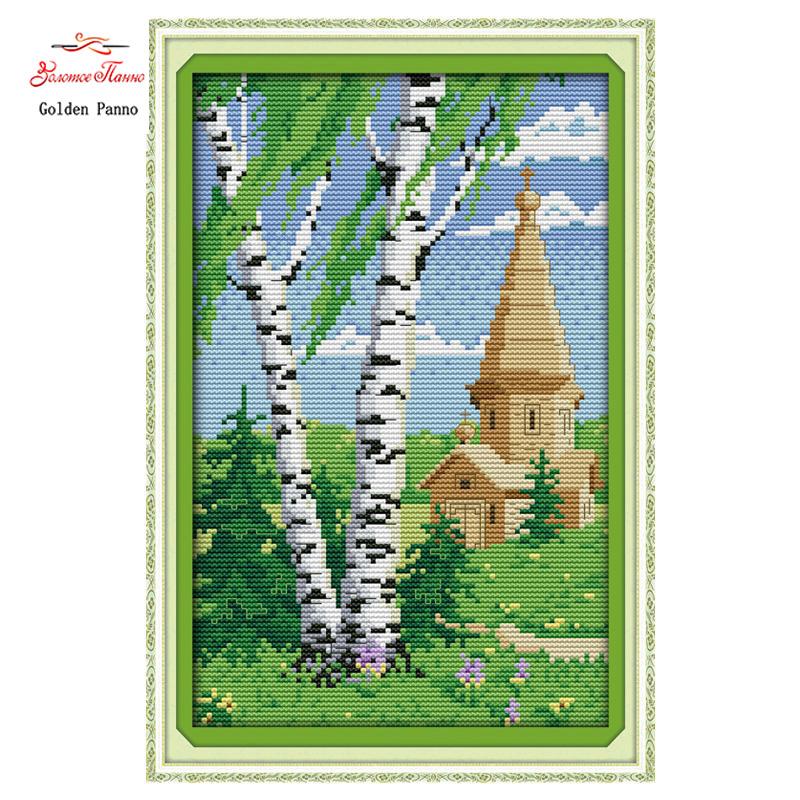 Aliexpress buy needlework diy dmc ct printed