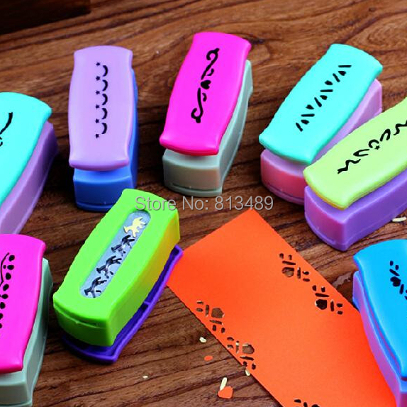 2015 New Paper Border Punch Craft Scrapbooking Punches Paper Puncher DIY tools perforadora papel paper cutters<br><br>Aliexpress
