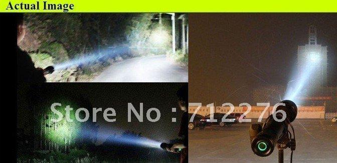 quality powerful 85W HID flashlight international authentication XENON FLASHLIGHT SPOTLIGHT 8700mAH - (ShenZhen store SanXin. Internet .Ltd---No.1)