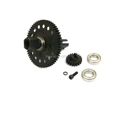 Buy 1/5 rc car Metal middle complete diff gear set/Metal middle differential assembly set fit losi 5ive hpi rovan LT DDT toy part for $65.80 in AliExpress store