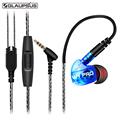 GLAUPSUS SG W1 Pro In Ear Stereo Earphones HIFI Deep Bass Headphones Sport Waterproof Headset With