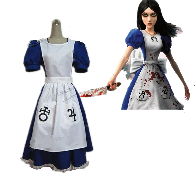 Blue Alice Dress Promotion-Shop for Promotional Blue Alice ...