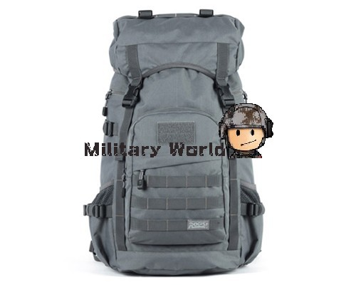 Фотография ROGISI 600D Outdoor 50L Woman Men Backpack Waterproof Travel Hiking Camping Military Molle Adjustable Airsoft Tactical Bag