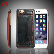 Brand New for iPhone6 plus Wallet Leather Case Luxury Flip Stand Leather Phone Cover For iPhone 6s plus 5.5 Card Back Cover