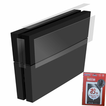 Transparent Protector Film Sticker Cover for Sony PlayStation 4 PS4 Host Sticker