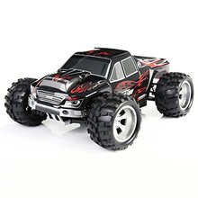 Buy Wltoys A979 Vortex 1/18 2.4GHz 4-CH R/C Mini Savge Monster Truck Mini RC Car for $76.55 in AliExpress store