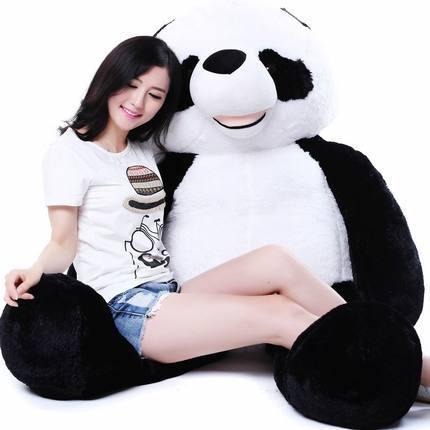 Panda Gigante De Peluche - Compra lotes baratos de Panda Gigante ...