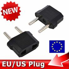 Buy 2x US EU AC Power Plug Convertor Adapter Home Travel Universal AU US UK Europe EURO Wall charger Socket Converter2PCS/Lot for $1.08 in AliExpress store