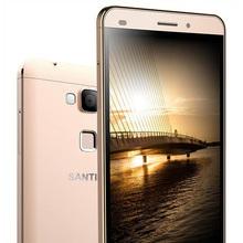"САНТИН B383 Металл Дизайн Отпечатков Пальцев 5.5 ""IPS 4 Г Android 5.1 64-бит Quad Core 2 ГБ RAM 13MP Смартфона(China (Mainland))"