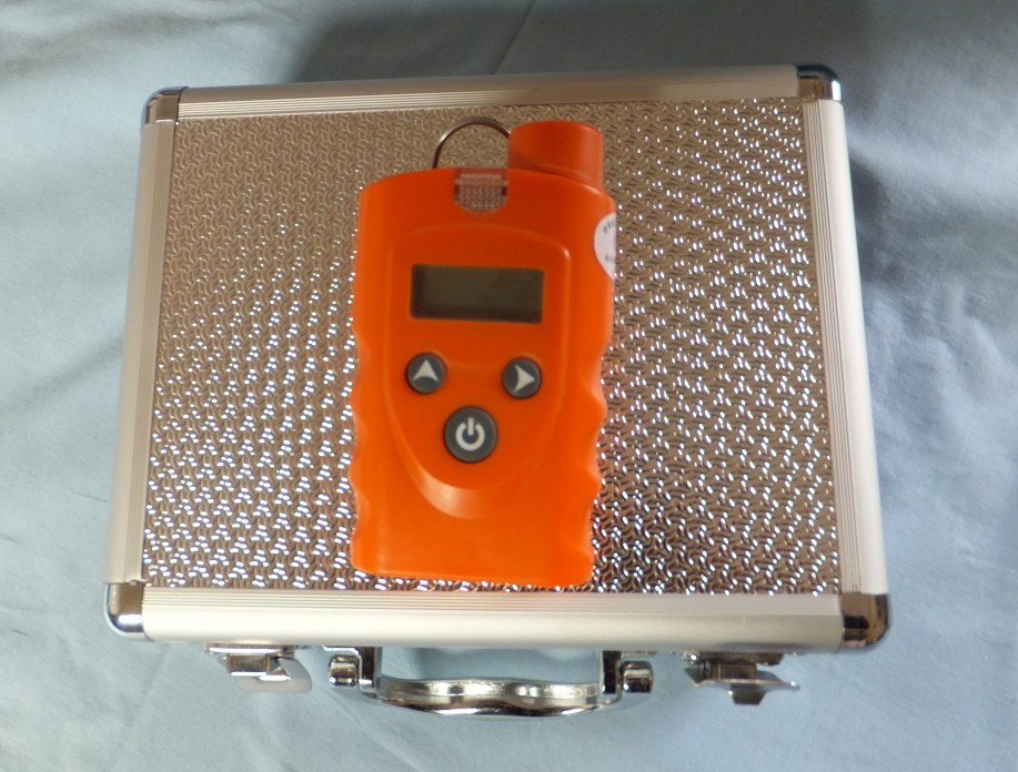 Алкоголь уксусной кислоты течеискателя портативный газ