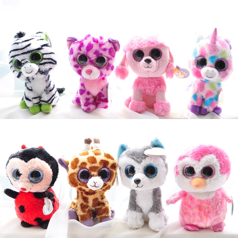 Newest  big eyes  cute  plush toy  doll child gift<br><br>Aliexpress