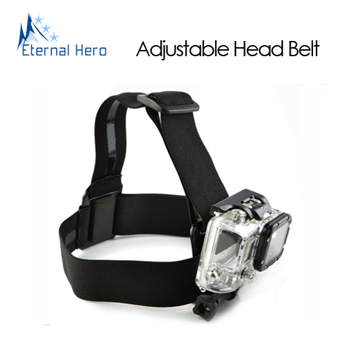 Штатив Eternal Hero Gopro Headstrap Gopro 3 + 3 2 1 HD For GoPro Hero 3+/3/2/1 floating hand grip handle mount for gopro hero hd 1 2 3 3