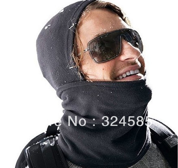 Free shipping!!! 40 pcs/lot Bike/bicycle motorcycle full face mask Ski Snowboard Neck protector warm hat scarf cover