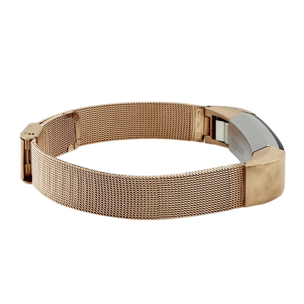 New Arrival 3 Colors Genuine Mesh Stainless Steel Bracelet