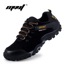Full suede leather men shoes comfortable men casual shoes fashion walking shoes slip resistant outdoor lace up shoe men(China (Mainland))