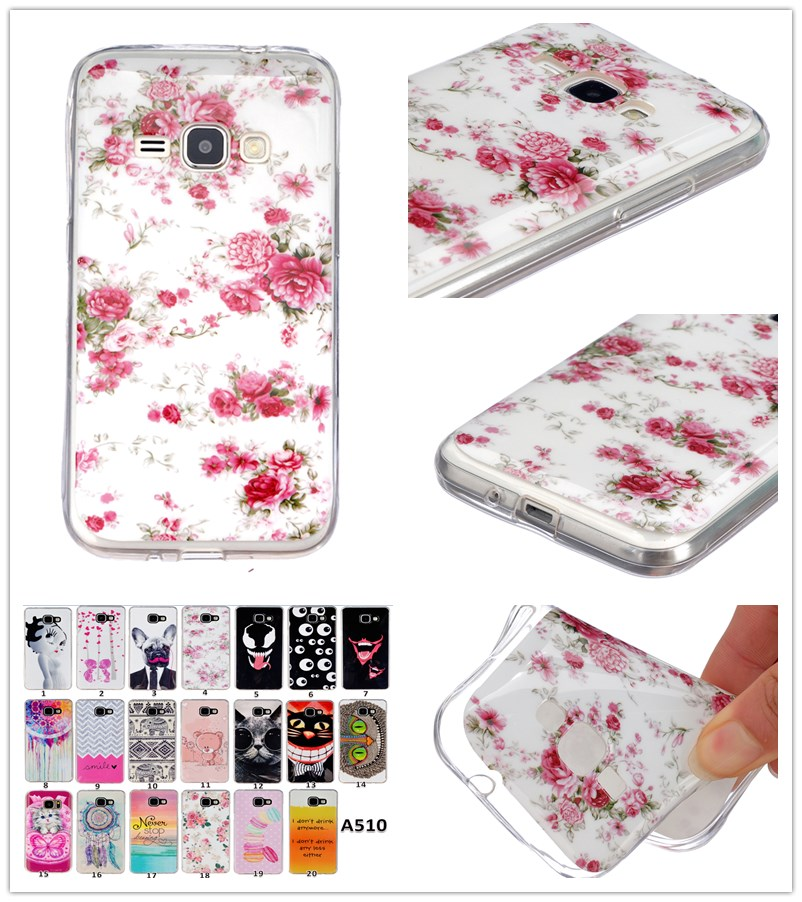 for Samsung Galaxy J1 2016 Case Cartoon High Quality Glossy Soft TPU Case Protector Phone Case for Samsung Galaxy J1 2016 Case(China (Mainland))