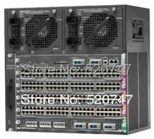 New 100% CISCO WS-C4503-E Gigabit switch box into four(China (Mainland))