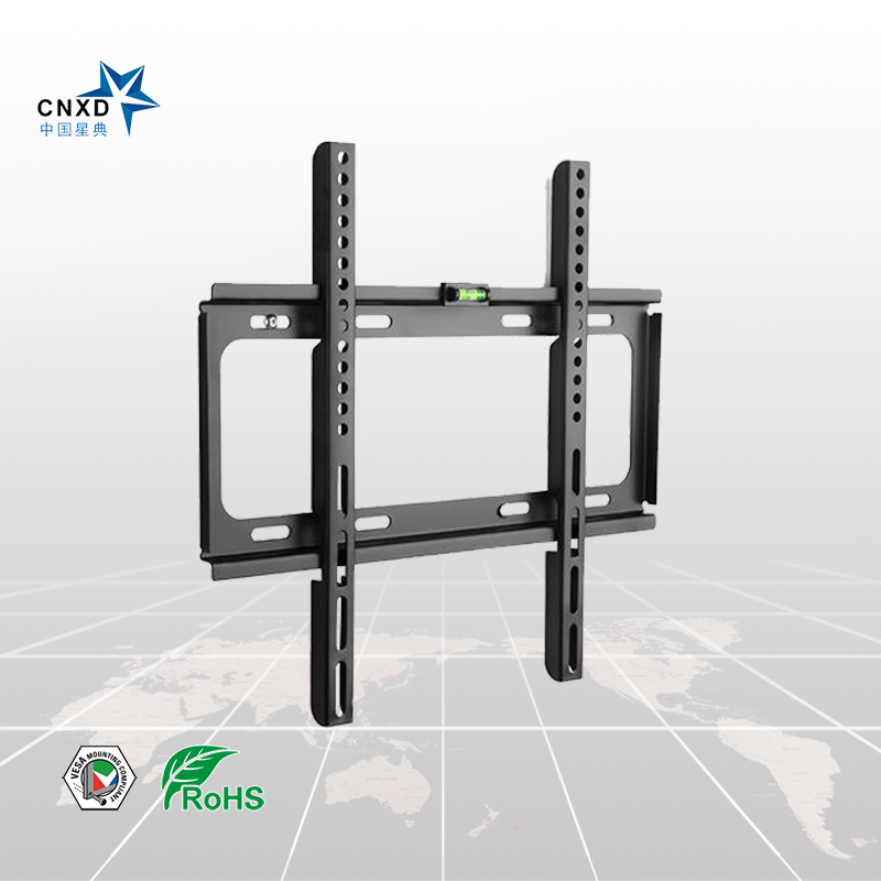 Tv Wall Mount Flat Screen Bracket Loading Capacity 88lb TV Flat Panel Fixed Mount for 25'' 32''37'' 46'' 47'' 50''52''(China (Mainland))