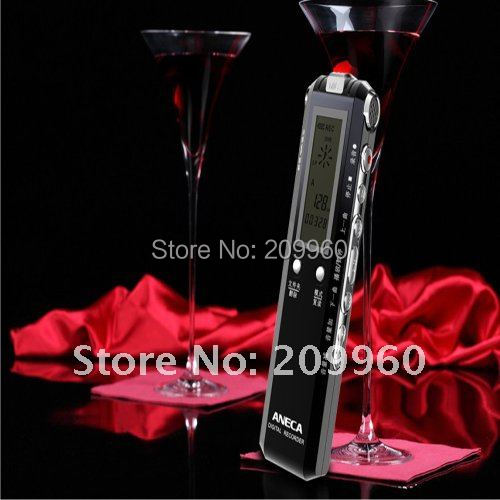High quality4GB Digital Voice Sound Recorder penwith MP3 player(China (Mainland))