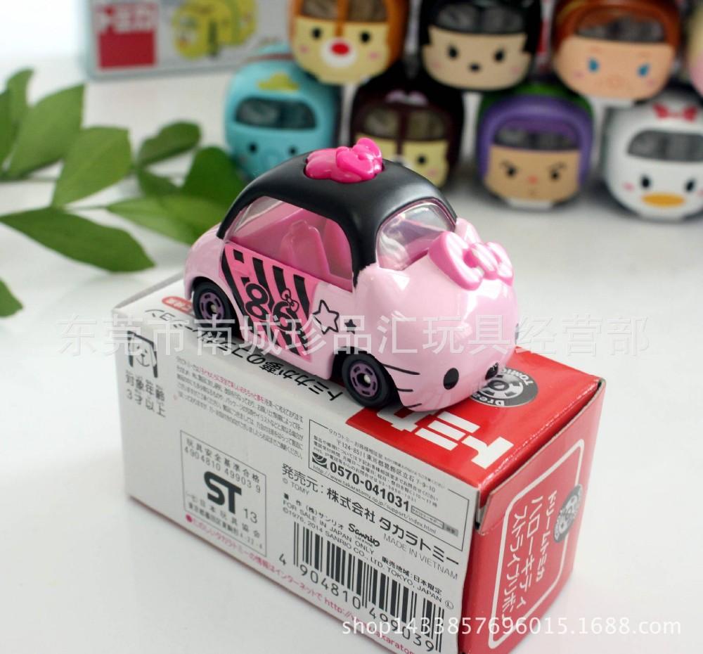 2016 Sizzling Gross sales Mini Tomica Tomy Tsum Rilakkuma Korilakkuma Diecast Metallic Automobiles Toy Mannequin Miniatura Carro Coches de Juguetes Presents