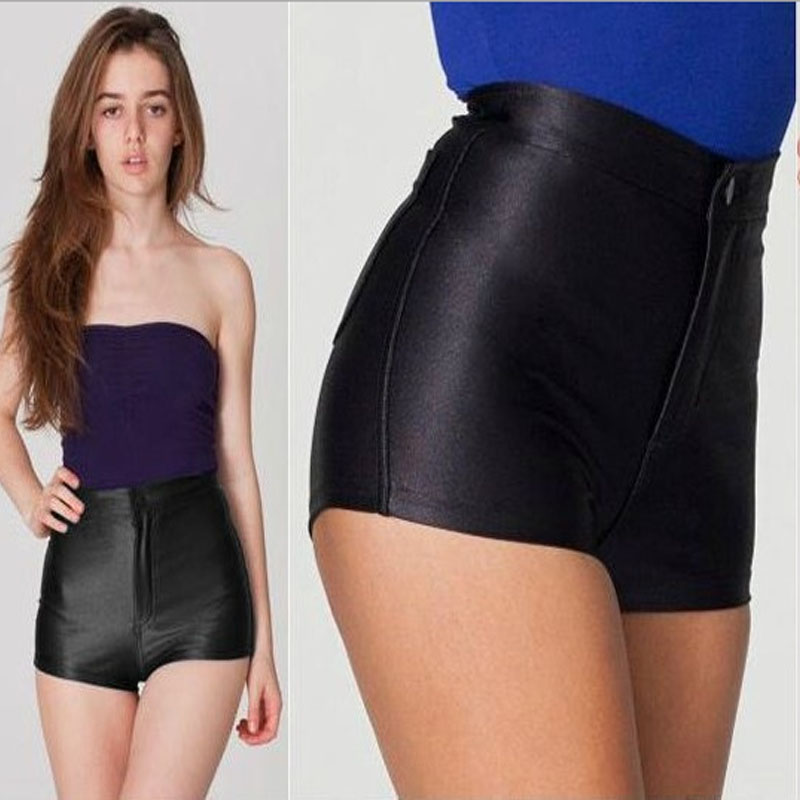 Womens High Waisted Fabric Shorts Promotion-Shop for Promotional ...