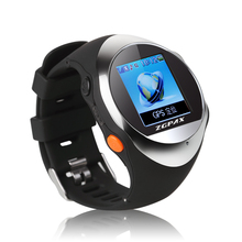 2015 New Smartwatch ZGPAX PG88 Outdoor Smart GPS Tracking Aged Pet Anti lost Travel Watch 4