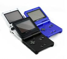 3.0 inch game console 32 bit Bulit in Classical Games Handheld Game Player 1PCS Free shipping!(China (Mainland))