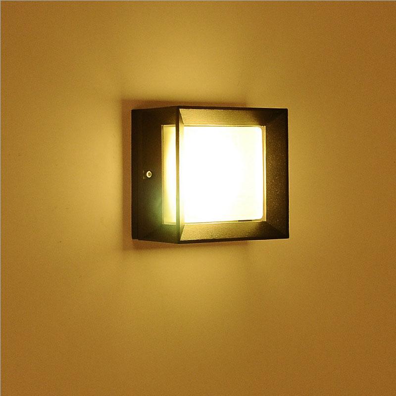 Popular led fixtures residential buy cheap led fixtures Exterior residential light fixtures
