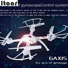 2.4GHz 4CH 6Axis Headless Mode RC Quadcopter Drone Helicopter Camera RTF Quadcopter Drop Shipping