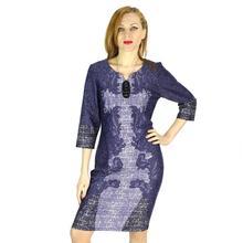BFDADI 2016 новые высокое качество женские платья женщины одеваются элегантная модель свободного покроя платье старинные женской одежды Большой размер бесплатная доставка 7365-3(China (Mainland))