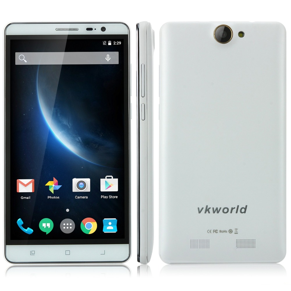 Original Vkworld VK6050S MTK6735 Quad 64bit Core cell phone 5 5 IPS Android 5 1 4G