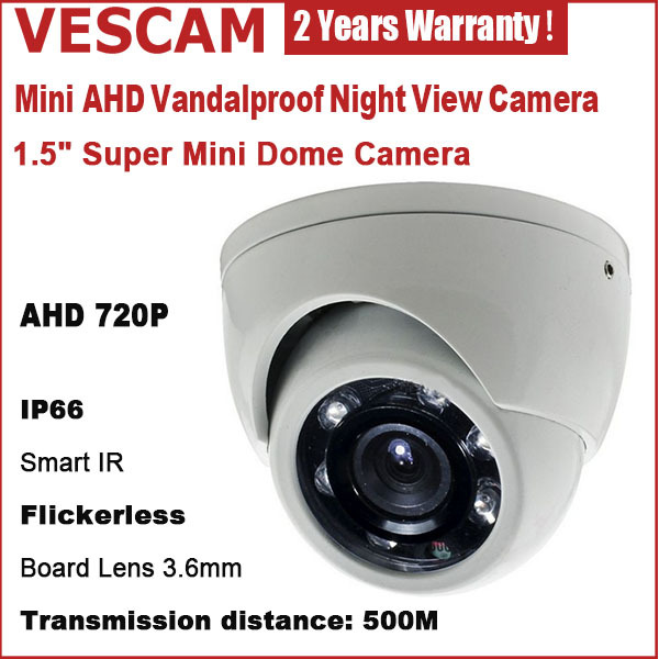 New HD 720P ahd analog high definition indoor camera 20m IR-CUT fliter auto wihte balance support OSD and motion detection <br>