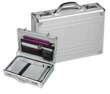Waterproof Aluminum Attache Cases / Briefcase For Packing Laptop(China (Mainland))
