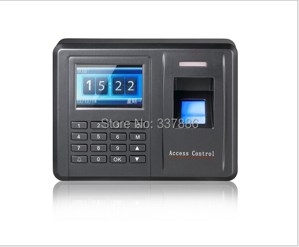 Фотография Reliable and DIY Biometric fingerprint access controller with Time Attendance