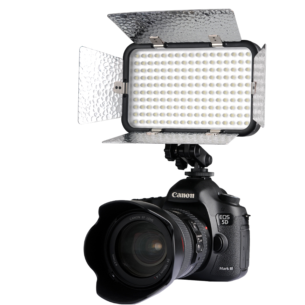 100% Original New Godox LED170 II Video Lamp Lights 170 II LED for Digital Cameras Camcorders DV for Sony Canon Nikon Camcorder<br><br>Aliexpress